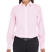 Ladies' Crown Woven Collection™ Striped Shirt