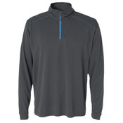 Adult Shadow Mesh 1/4 Zip
