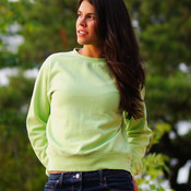 Comfort Colors Ladies' Crewneck Sweatshirt