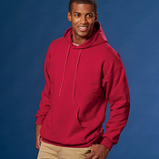 Adult Ultimate Cotton® Hooded Pullover Fleece