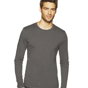 Next Level Men's Premium Fitted Long-Sleeve Crew