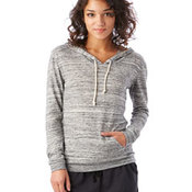 Ladies' Eco-Jersey™ Pullover Hoodie