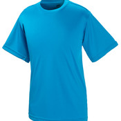 UltraClub® Youth Cool & Dry Sport Performance Interlock Tee