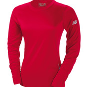 Tempo Ladies' Performance Long-Sleeve T-Shirt