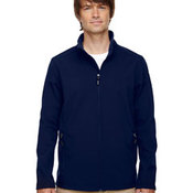 Men's Tall Cruise Two-Layer Fleece Bonded Soft Shell Jacket