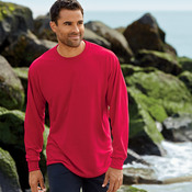 ® Adult DRI-POWER® SPORT Long-Sleeve T-Shirt