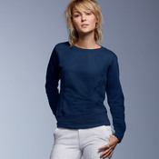 Ladies' Mid-Scoop French Terry Fleece