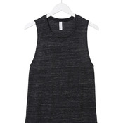 +CANVAS Ladies' Flowy Scoop Muscle Tank