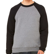 Unisex Sponge Fleece Crew Neck