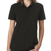 ® Performance® Ladies' Double Piqué Polo