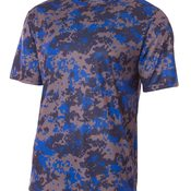 Youth Camo Performance Tee