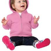 Infant Core Fleece Full Zip Hooded Sweatshirt