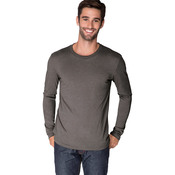 Next Level Men's Tri-Blend Long-Sleeve Crew