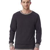 Men's French Terry University Pullover