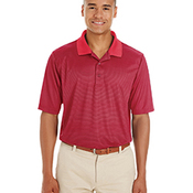 Men's Express Microstripe Performance Piqué Polo