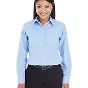 Ladies' Crown Woven Collection™ Royal Dobby Shirt
