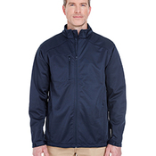 Men's Solid Soft Shell Jacket
