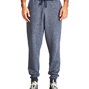Men's Denim Fleece Jogger