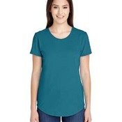 Ladies' Triblend Scoop Neck T-Shirt