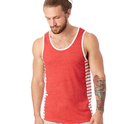 Marine Eco-Jersey™ Panel Tank Top