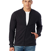 Men's Bomber Vintage French Terry Bomber Jacket
