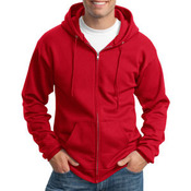 Core Fleece Full Zip Hooded Sweatshirt