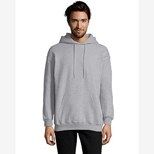 Adult 9.7 oz. Ultimate Cotton® 90/10 Pullover Hood Thumbnail