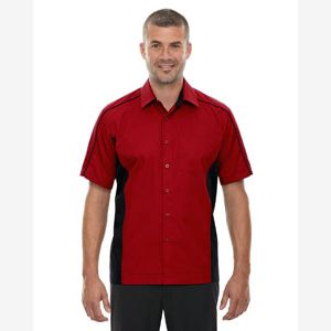 Men's Tall Fuse Colorblock Twill Shirt Thumbnail