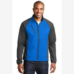 Hybrid Soft Shell Jacket Thumbnail