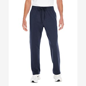 Adult Performance® 7 oz. Tech Open-Bottom Sweatpants with Pockets Thumbnail