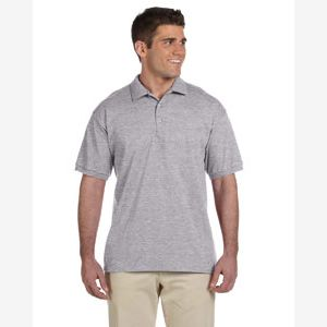 Adult Ultra Cotton® Adult 6 oz. Jersey Polo Thumbnail