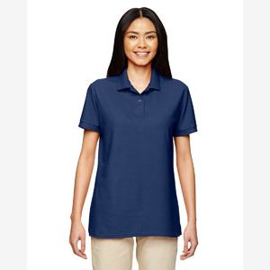 Ladies' 6 oz. Double Piqué Polo Thumbnail
