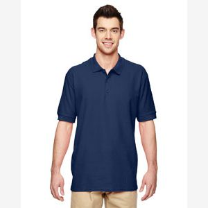 Adult Premium Cotton® Adult 6.6 oz. Double Piqué Polo Thumbnail