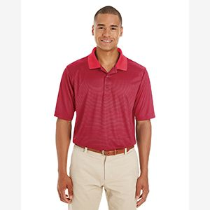 Men's Express Microstripe Performance Piqué Polo Thumbnail