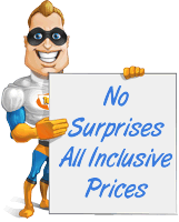 All Inclusive Custom T-Shirt Prices